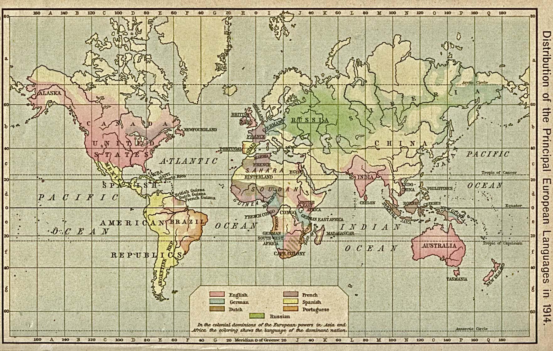 Wwwclemitsoncouk - Old world language families map