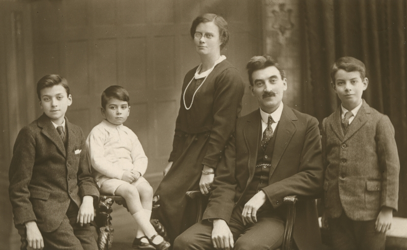old family photograph